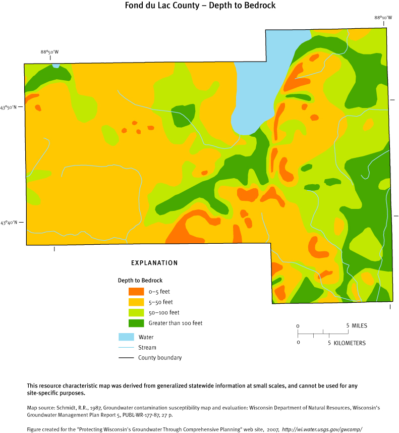 Protecting Groundwater in Wisconsin through Comprehensive Planning